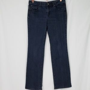 Loft Original Boot Blue Jeans - Sz 6